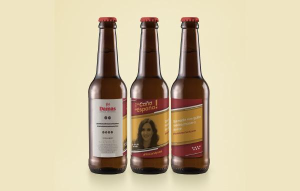 Gracias Madrid - cerveza